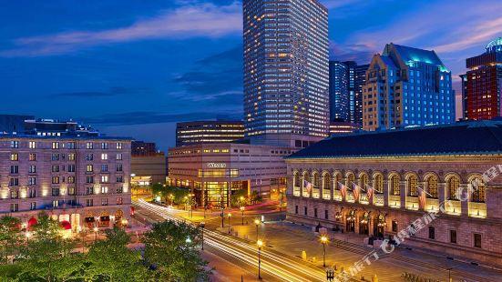 The Westin Copley Place, Boston, a Marriott Hotel