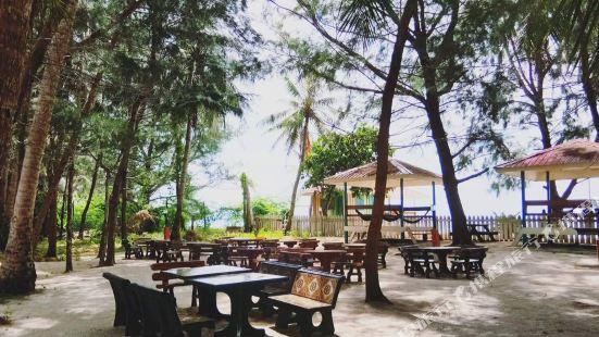 Mantanani Dugong Beach Resort Kota Belud