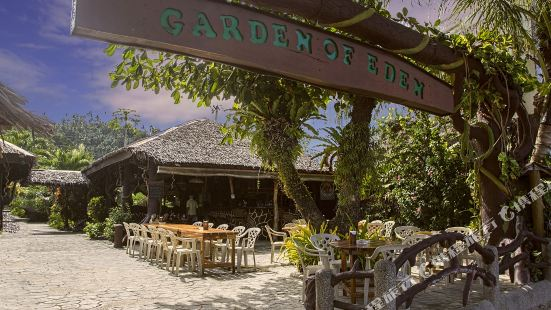 Garden of Eden Cocktail Divers Puerto Galera