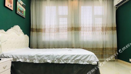 松原阿木爾日租房公寓