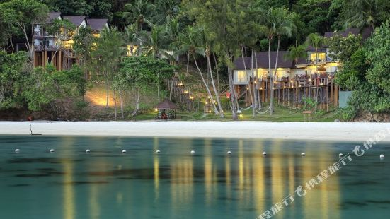 Sutera Sanctuary Lodges @ Manukan Island