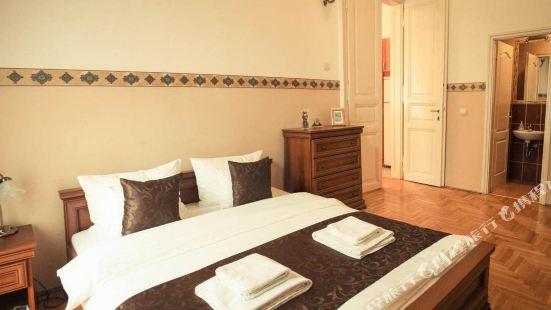 布達佩斯佳園公寓酒店