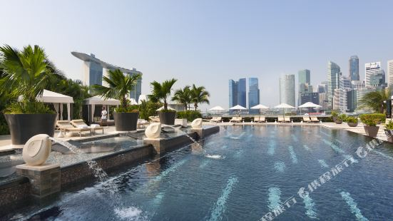 Mandarin Oriental, Singapore (Staycation Approved)