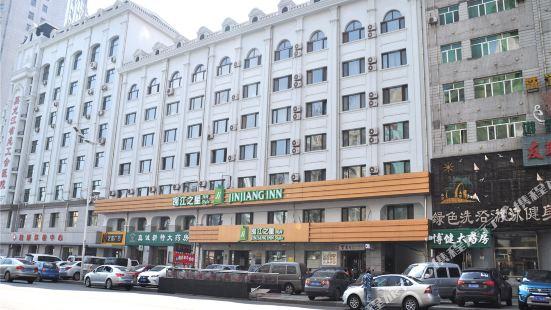 진광 익스프레스 호텔 (하얼빈 치우린 의과대학 제1병원 지점)