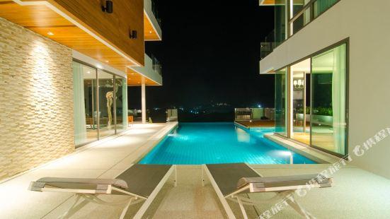 Yonkr Phuket Mid-Hill Seaview Pool Villa