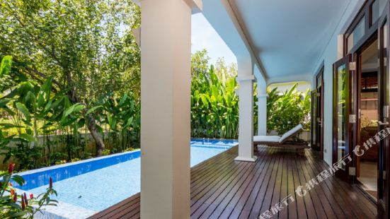 Tropical Villas Beach Danang