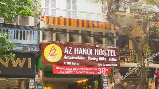 AZ Hanoi Hostel