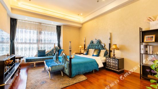 Yuejing Boutique Apartment Hotel (Shenyang Railway Station)