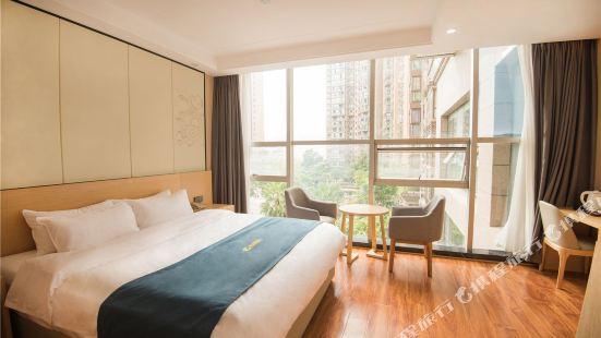 達州雍河灣酒店