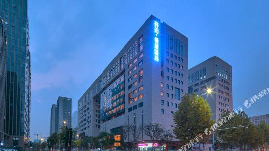 만쥐 호텔 닝보 국제전시센터 동부 인타이청지점