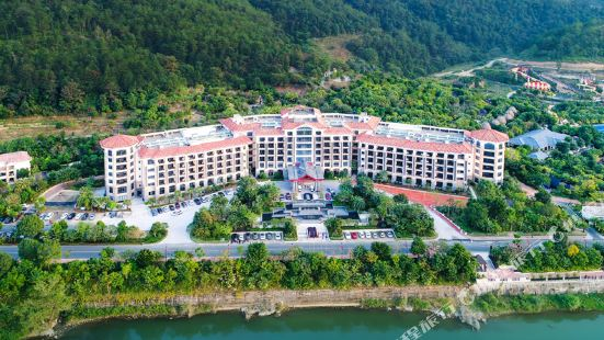 龍巖天子温泉旅遊度假區(瓏泊灣大酒店)