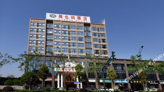Vienna Hotel (Changsha County Radio and Television Center)