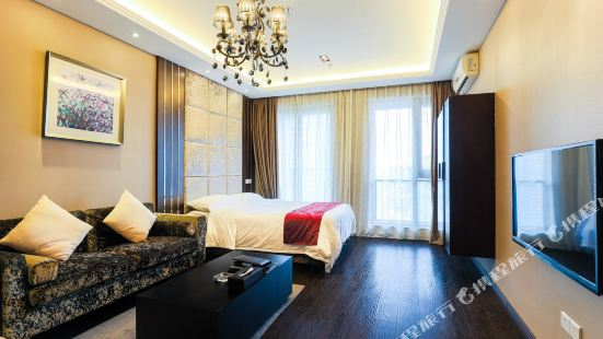 Ka CEO Hotel (Chengdu Exhibition Center Funian Square)