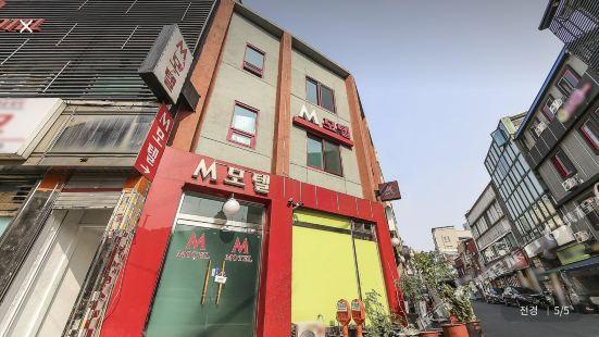 M Motel Shindang Seoul