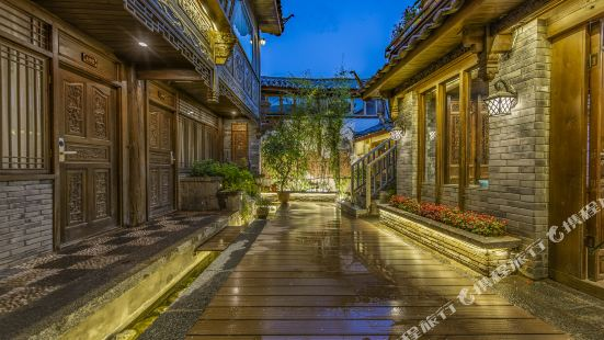 Falling in Love  With Lijiang Boutique Lnn (Cuihua)