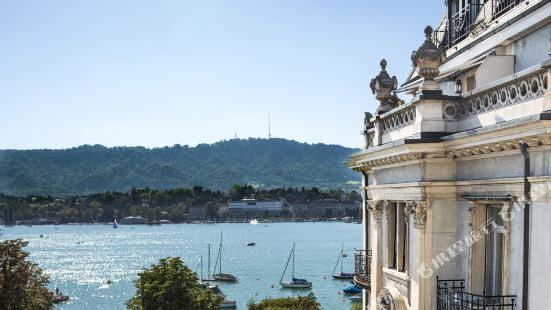 La Réserve EDEN AU LAC Zurich - the Leading Hotels of the World