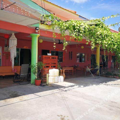 仙本那熱帶雨林度假小屋