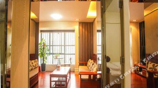 Yegao international hotel apartment (Zhongtai Road branch, Nanning)