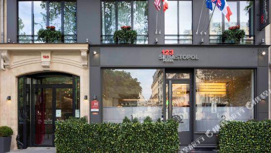 巴黎阿斯託利亞塞瓦斯託波爾123酒店