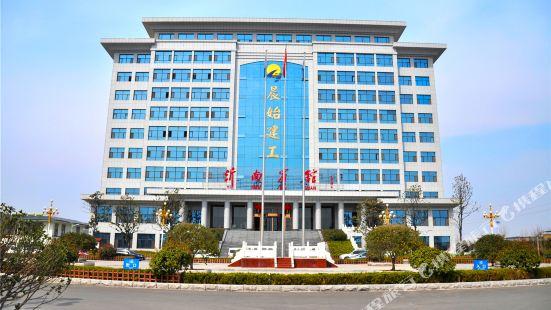 이난 호텔 - 즐셩 핫 스프링 리조트 2 호 빌딩