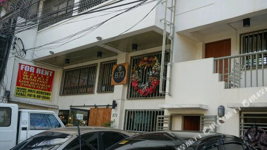 Manila 870 Hostel