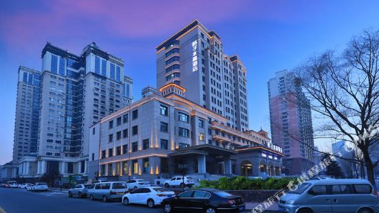 Crystal Orange Hotel (Harbin Convention and Exhibition Center Xuanyuan Road)