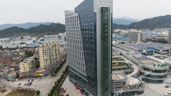 白玉蘭酒店(麗水國際汽車城店)