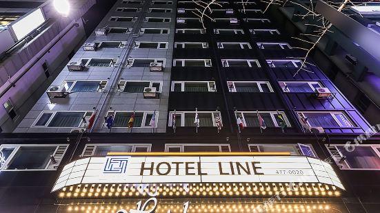 레지던스 호텔 라인