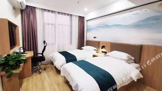 GreenTree Inn Zhixuan Hotel (Dezhou Fuxing Street bus station)