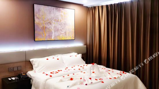 Dreamland Hotel (Shijiazhuang Heping West Road)