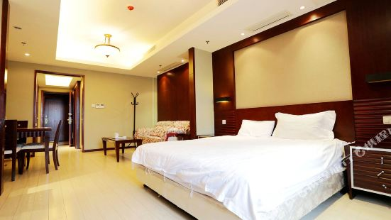 Aihe Jinlun Apartment Hotel