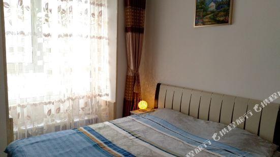 哈爾濱温馨家庭房公寓