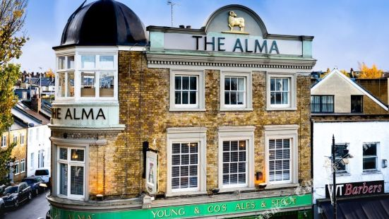 The Alma A Youngs Hotel