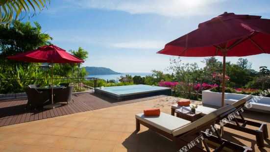 Ocean views Kata gardens penthouse 6C