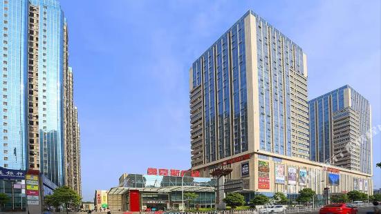 咖曼智能酒店(長沙奧克斯廣場店)