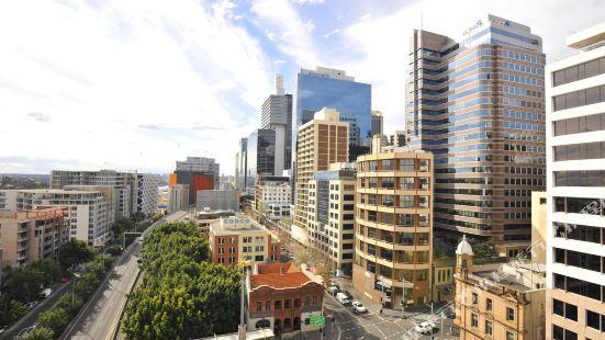 悉尼達伶港城市酒店