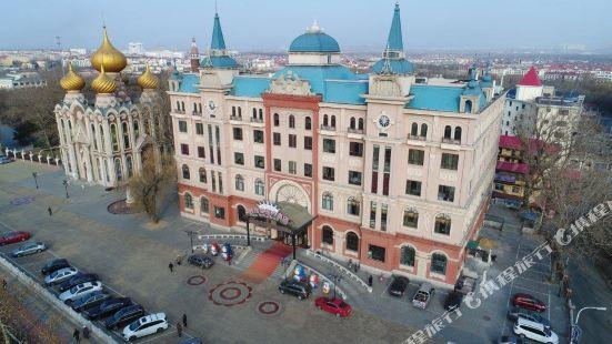 Exceptional Garden Hotel