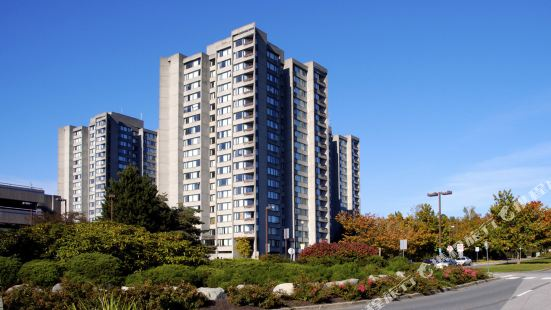 Gage Apartments at UBC