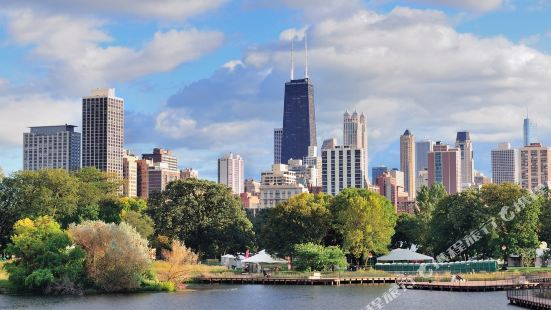 芝加哥度假旅館
