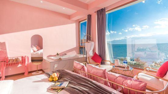 Vanke warm seascape family apartment (yingkou mackerel shop)(original warm ocean view apartment)