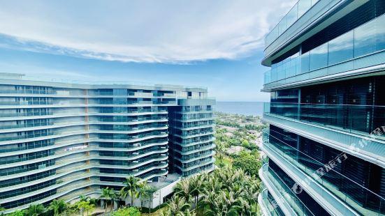 Clear water bay green city bird of paradise resort house sanya