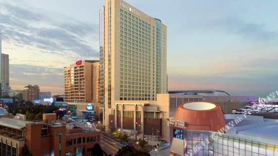 Omni Atlanta Hotel @ CNN Center