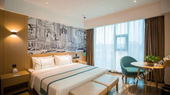 City Comfort Inn (Zhangjiagang Jingang Changjiang West Road)