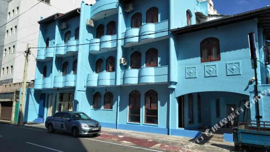 Blue Sky Holiday Hotel Sri Lanka