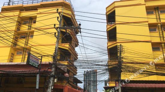 Thai u Dom Apartment Pattaya