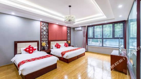 Badaling Jijia Laodian Landscape Hostel