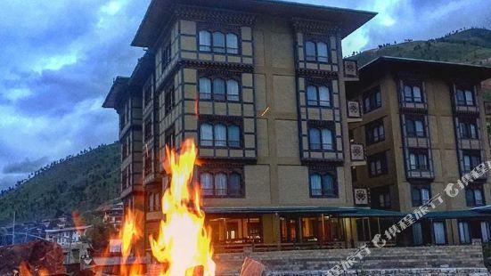 廷布山谷華美達酒店