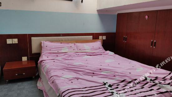杭州地鐵口清新一居公寓(2號店)