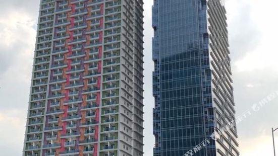 鑽石雙塔公寓酒店