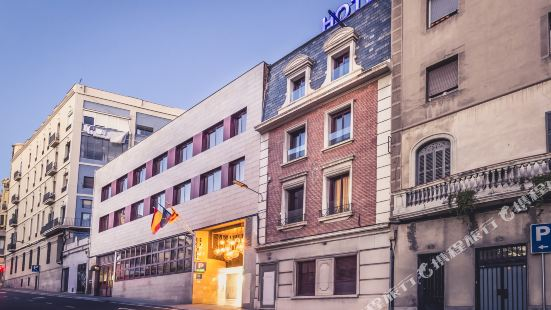 巴塞隆拿隆達雷賽布酒店